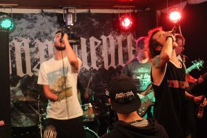 Hardcore Koncert - BE, SWE, UK