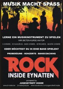 Rock Inside Flyer