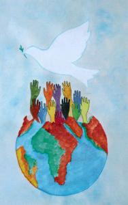 Friedenscamp Logo